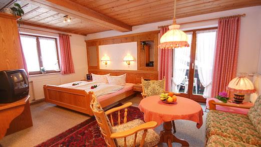 Wohnung 1 28 Qm Für 2 Bis 4 Personen Haus Hornblick In Bad Hindelang